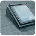 EFW sistemul pentru acoperişuri tip terasă